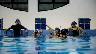 Could Underwater Hockey Find Fanfare in Dubai?