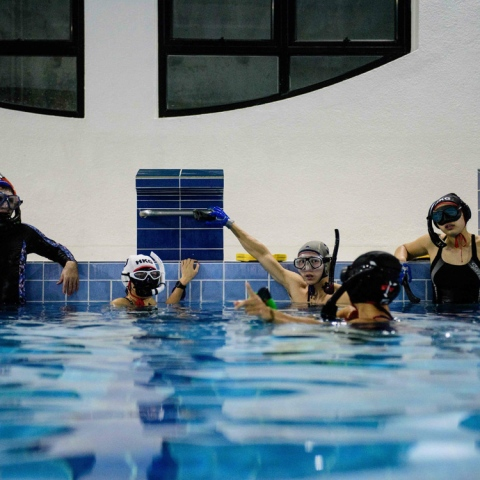 ${rs.image.photo} Could Underwater Hockey Find Fanfare in Dubai?