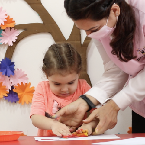 صور: حضانة Creative Kids.. دعم استثنائي متكامل للطفل في دبي