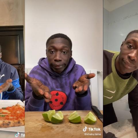 صور: السنغالي كابي لامي.. نجم الانترنت بمقاطع كوميدية وتعابير وجه مميزة