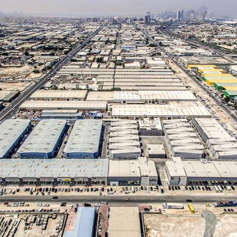"""صور: دبي تدفع أولى عجلات رؤية """"دبي عاصمة الاقتصاد الإبداعي في 2025""""، مع اعتماد مشروع تطوير منطقة القوز الإبداعية!"""