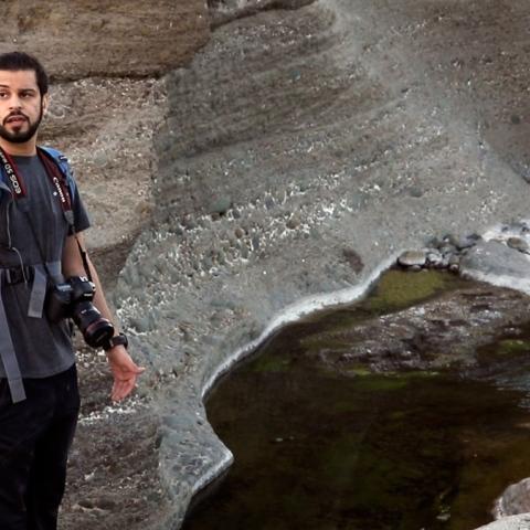 """صور: رحلة إلى """"حتا"""" مع محمد أهلي"""