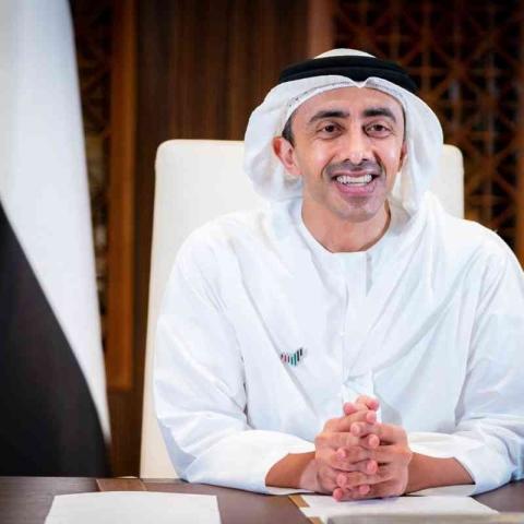صور: عبد الله بن زايد: اكسبو دبي 2020 إنجاز عربي وإسلامي.. وعلينا تحفيز شعوبنا لتقود مسيرة الابتكار