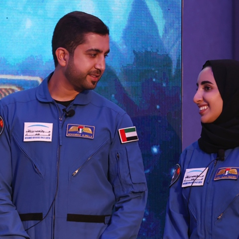 صور: بين الطموح للأفضل والخوف من المجهول.. من يأتي الإلهام و الشجاعة لرائد الفضاء؟