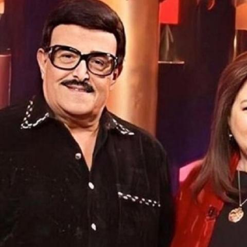 صور: الفنانة دلال عبد العزيز في ذمة الله بعد وفاة زوجها سمير غانم بثلاثة أشهر