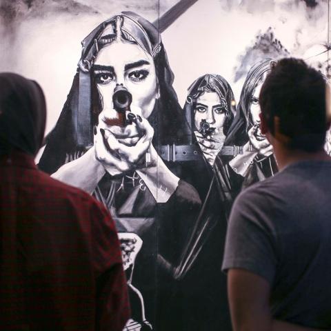 Photo: Dubai's Art Season Kicks Off
