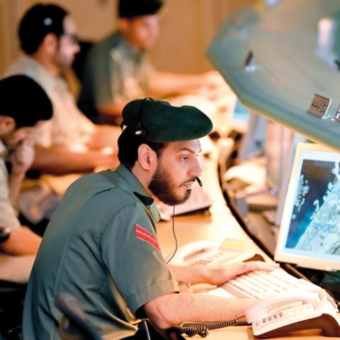 ${rs.image.photo} شرطة دبي تسخّر الذكاء الاصطناعي للمساعدة في مكافحة الجريمة