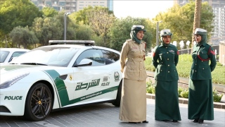 Dubai Police: More Than Ferraris and Bentleys