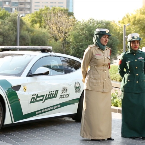 Photo: Dubai Police: More Than Ferraris and Bentleys