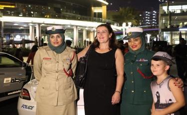 Dubai Police: More Than Ferraris and Bentleys