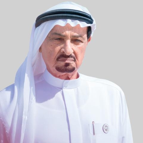 صور: حميد بن راشد النعيمي.. 4 عقود من العطاء والبناء