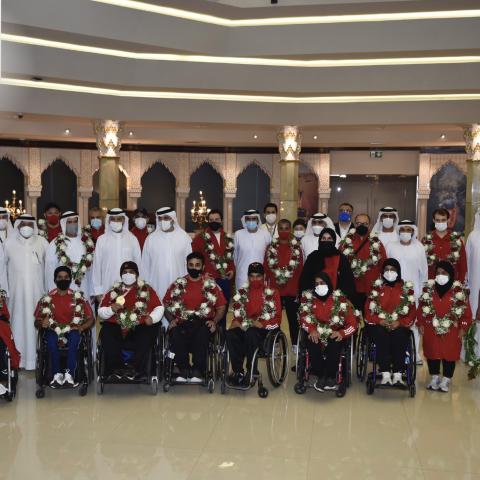 ${rs.image.photo} حصيلة الإمارات في دورة الألعاب البارالمبية طوكيو 2020