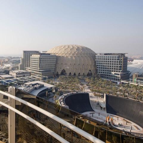 صور: حدائق اليوبيل والثريا.. معالم يجب زيارتها في إكسبو دبي 2020!
