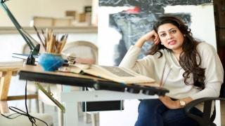 فاطمة رحمن : الخط العربي حياة