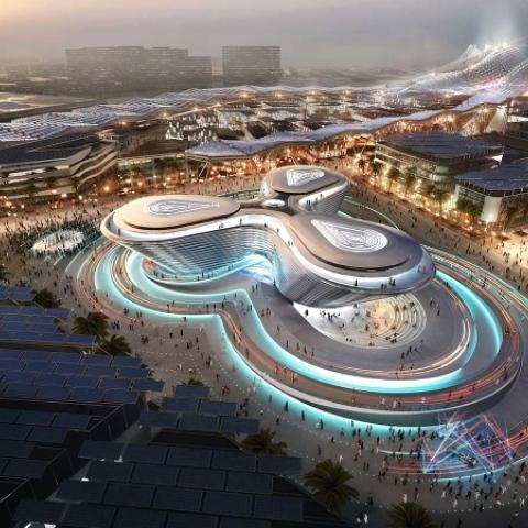 صور: الإمارات تطرق أبواب العالمية بإكسبو 2020 دبي