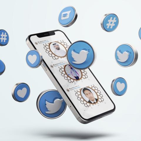 """صور: تعبيراً عن حماسهم لإكسبو 2020 دبي.. مئات مستخدمين منصة """"تويتر"""" يوحّدون صورة العرض!"""