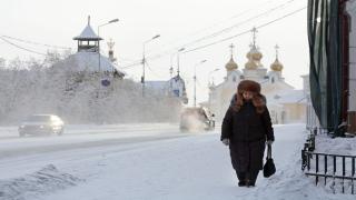 صور: أبرد مدينة في العالم