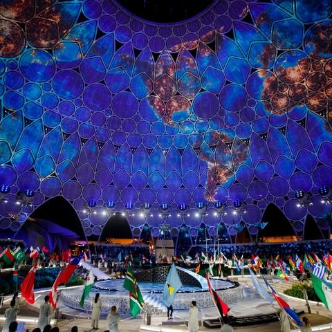 صور: حفل افتتاح إكسبو 2020 دبي الموافق لـ30 سبتمبر يُنقل ببثٍ حي في كل أنحاء الإمارات!