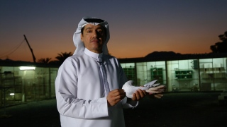 """صور: خارج الملعب مع """"محمد الجوهري"""""""