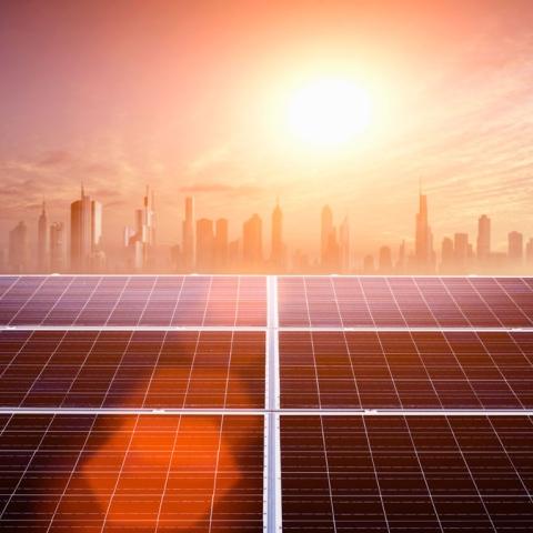 صور: الشمس مستقبل الطاقة