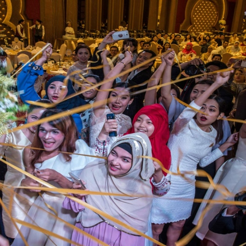 Photo: Thailand Attracts Halal Tourists from the Middle East
